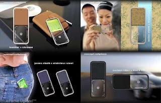 Inilah Handphone Unik Dan Paling Canggih Di Dunia