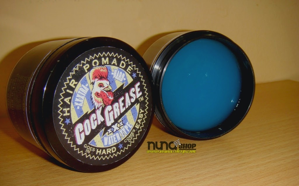 COCK GREASE XXX Strong Hold Water based Pomade