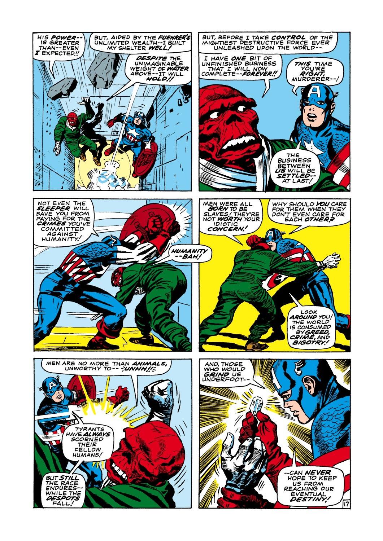 Captain America (1968) Issue #101 #15 - English 18