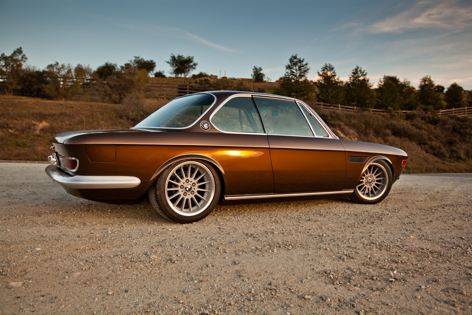 1968 BMW 2800 CS E9 related infomation,specifications - WeiLi ...