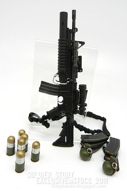 Toyhaven Stgcc 2011 Soldier Story Exclusive Usmc 2nd Meb