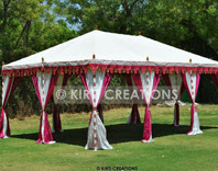 Durable Raj Tent
