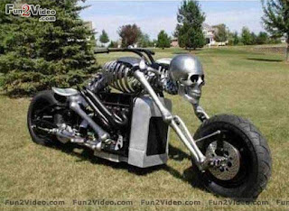 Devil Bike -Killer Look