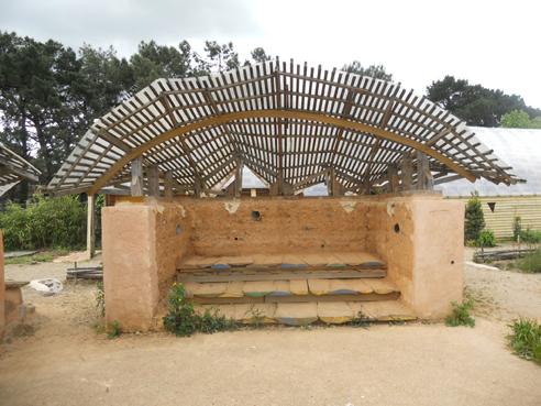 What giants kinya maruyama le jardin toil a paimboeuf for Jardin etoile paimboeuf