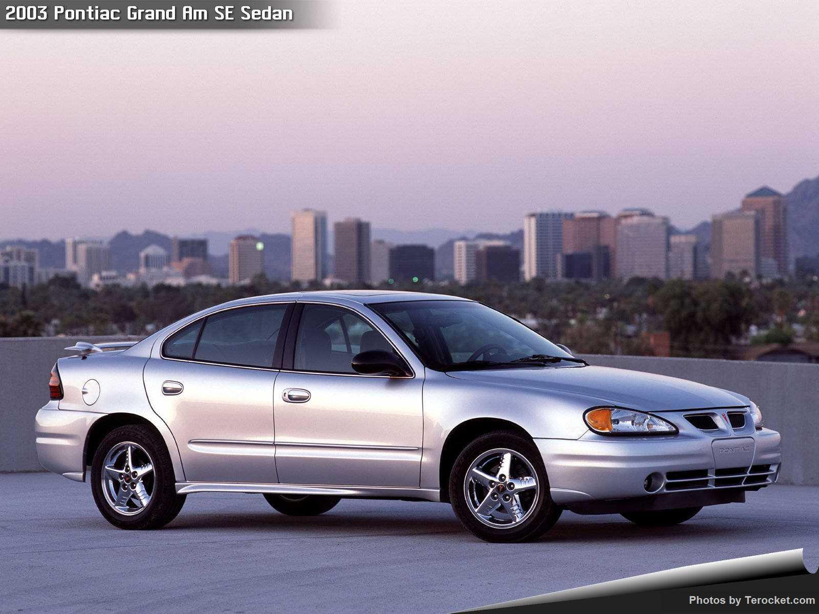 Hình ảnh xe ô tô Pontiac Grand Am SE Sedan 2003 & nội ngoại thất