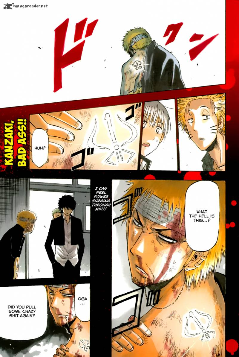 Manga Behind the Pages Color Pages