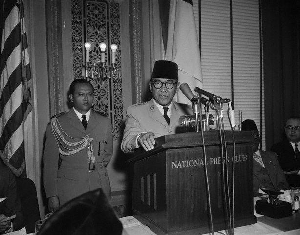 President Sukarno President Sukarno