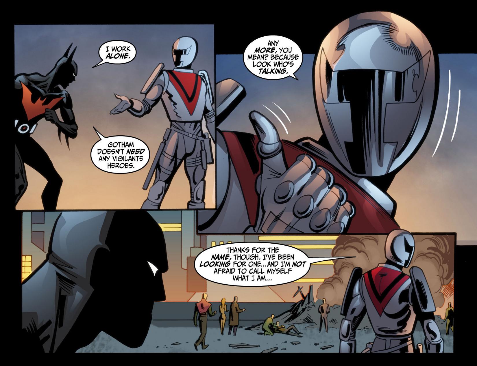 Batman Beyond (2012) Issue #11 #11 - English 21