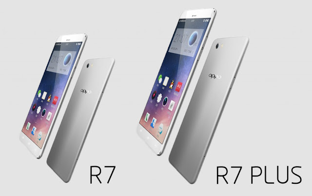 Oppo New R7 Smartphone