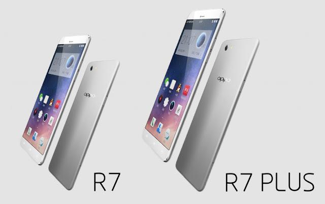 Oppo New R7 Smartphone
