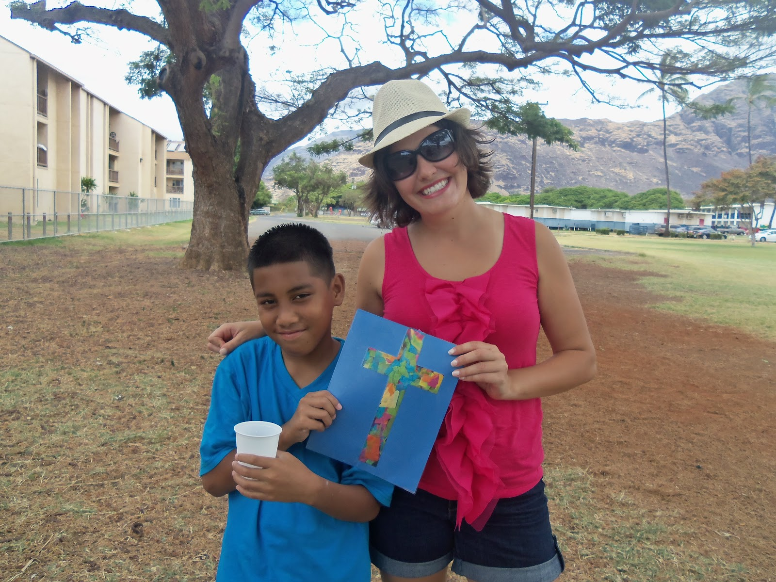 Hawaiian Backyard Fights : Work in Progress Location Oahu, Hawaii Cruzs Stories