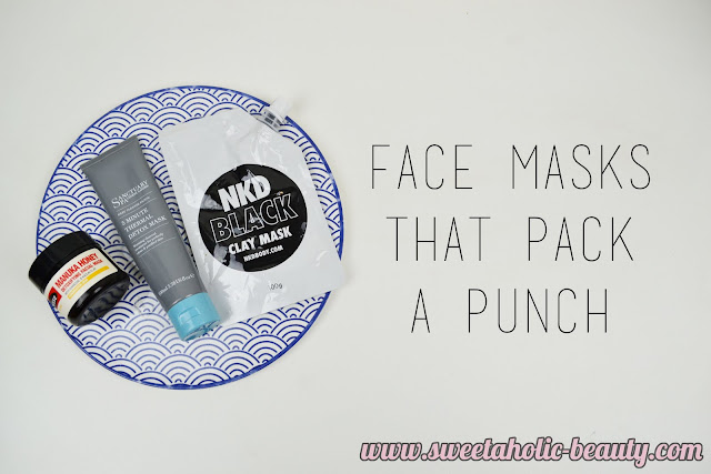 Face Masks That Pack a Punch - Sweetaholic Beauty