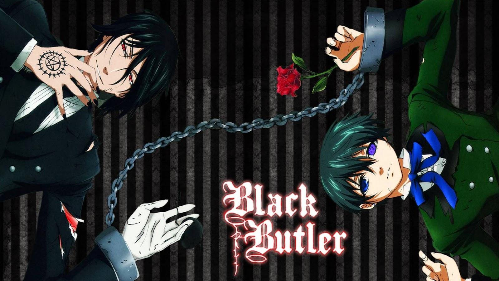 Graceful Insights Anime Black Butler