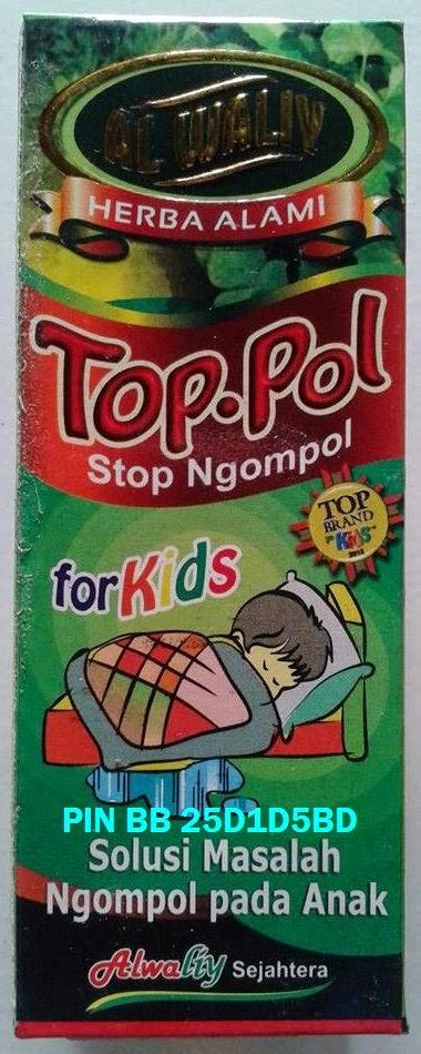 cara mengatasi mengompol pada anak dengan madu top pol stop ngompol