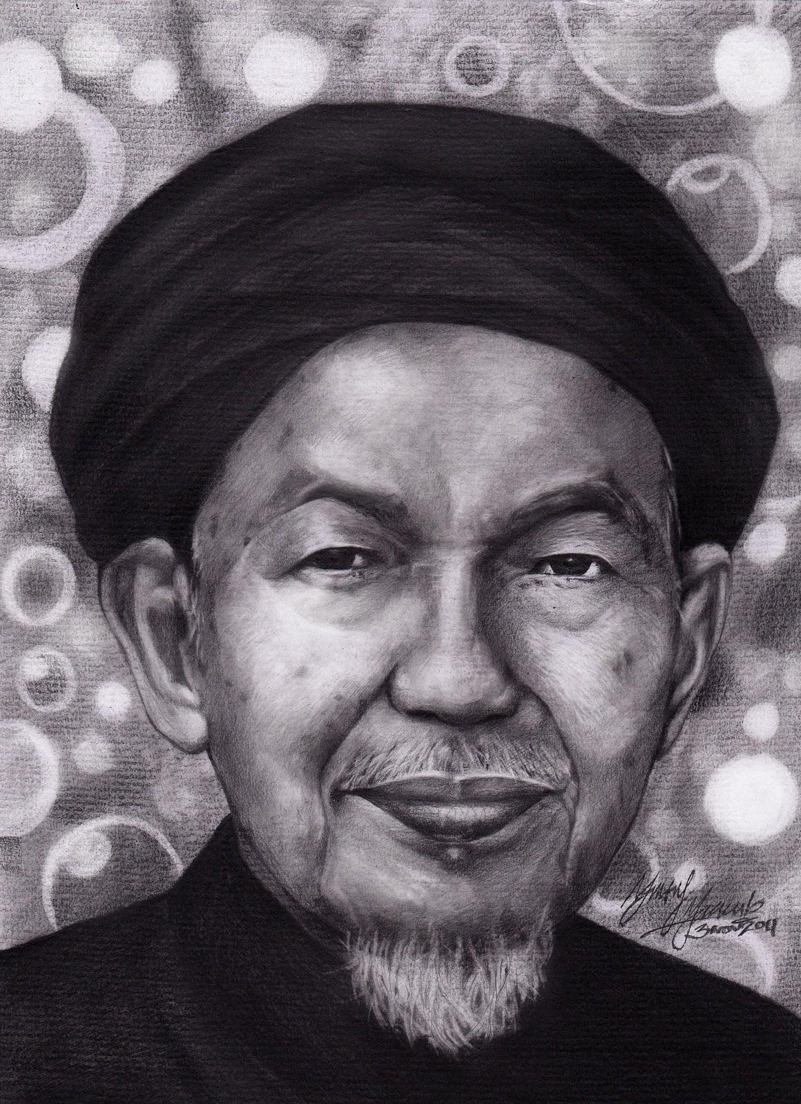 TGNA+potret - Sang Murabbi Nusantara
