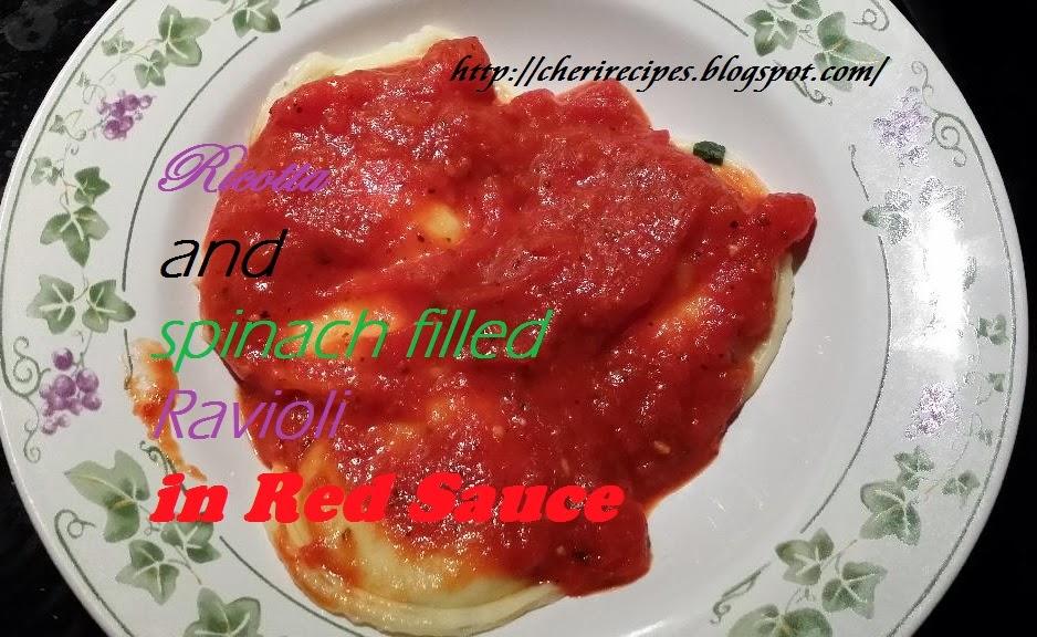 homemade spaghetti red sauce