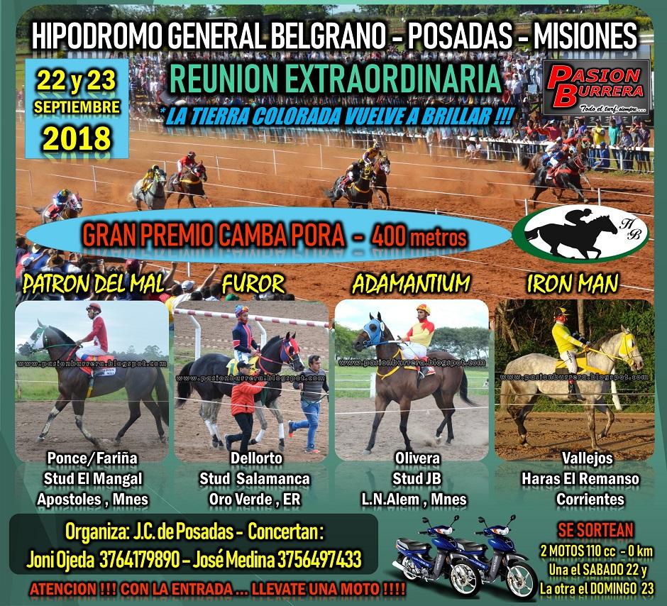 POSADAS - 23 - 400