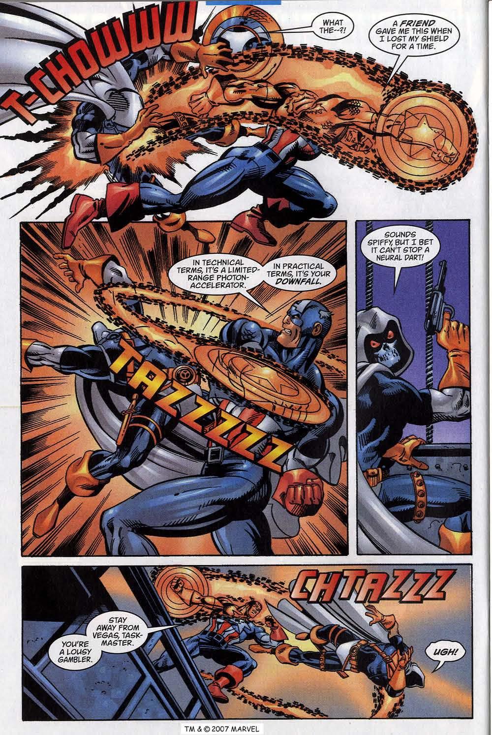 Captain America (1998) Issue #44 #51 - English 30