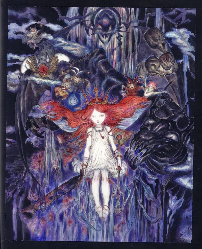 Amano Child of Light