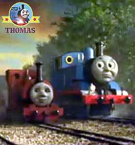 Magic lamp Thomas the tank engine Peter Sam the tank engine diesel Rusty and steam locomotive Duncan