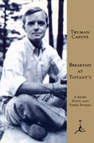 Breakfast at Tiffany's and Three Short Stories by Truman Capote