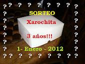 3er. aniversario de Xarochita