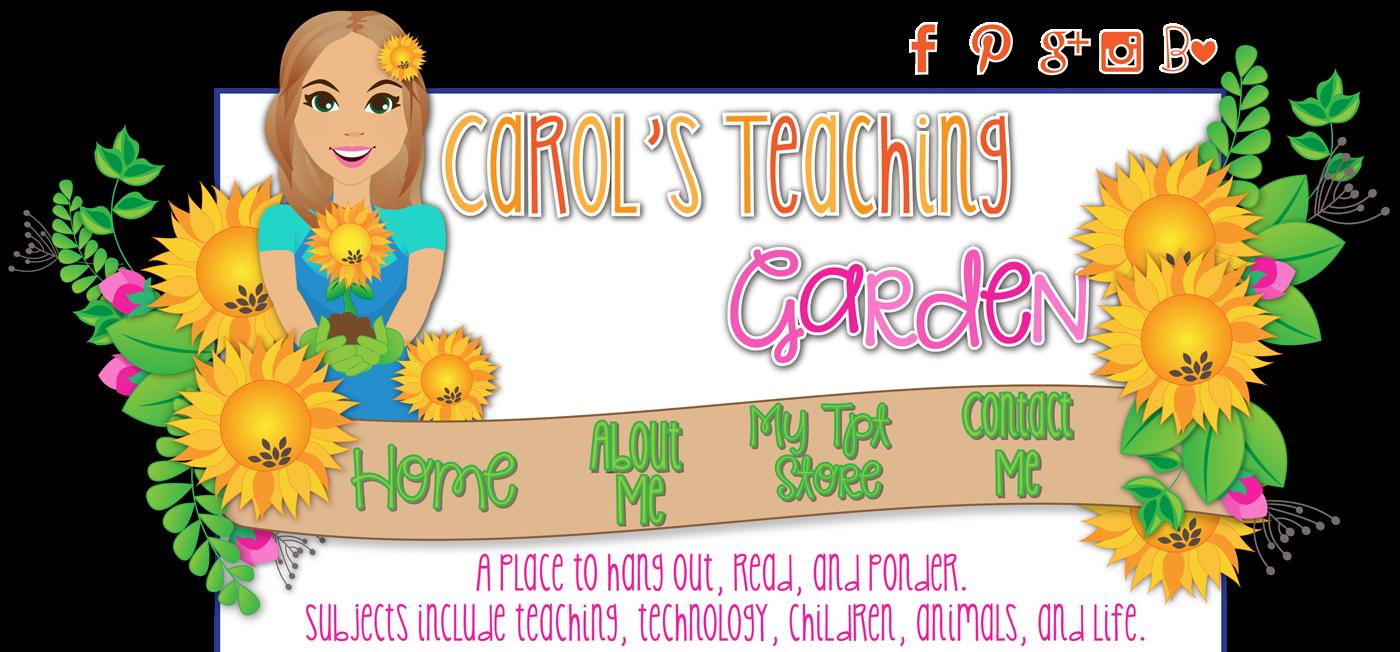Carol's Teaching Garden