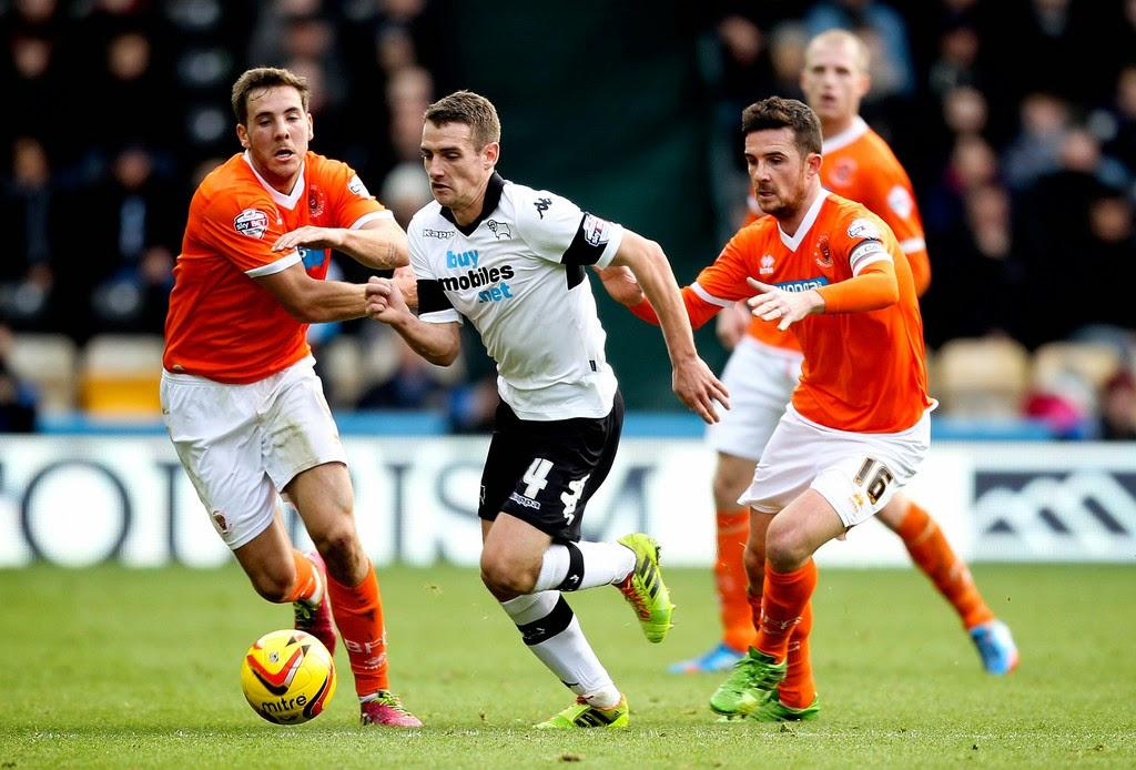 Chuyên gia cá cược Derby County vs Blackpool
