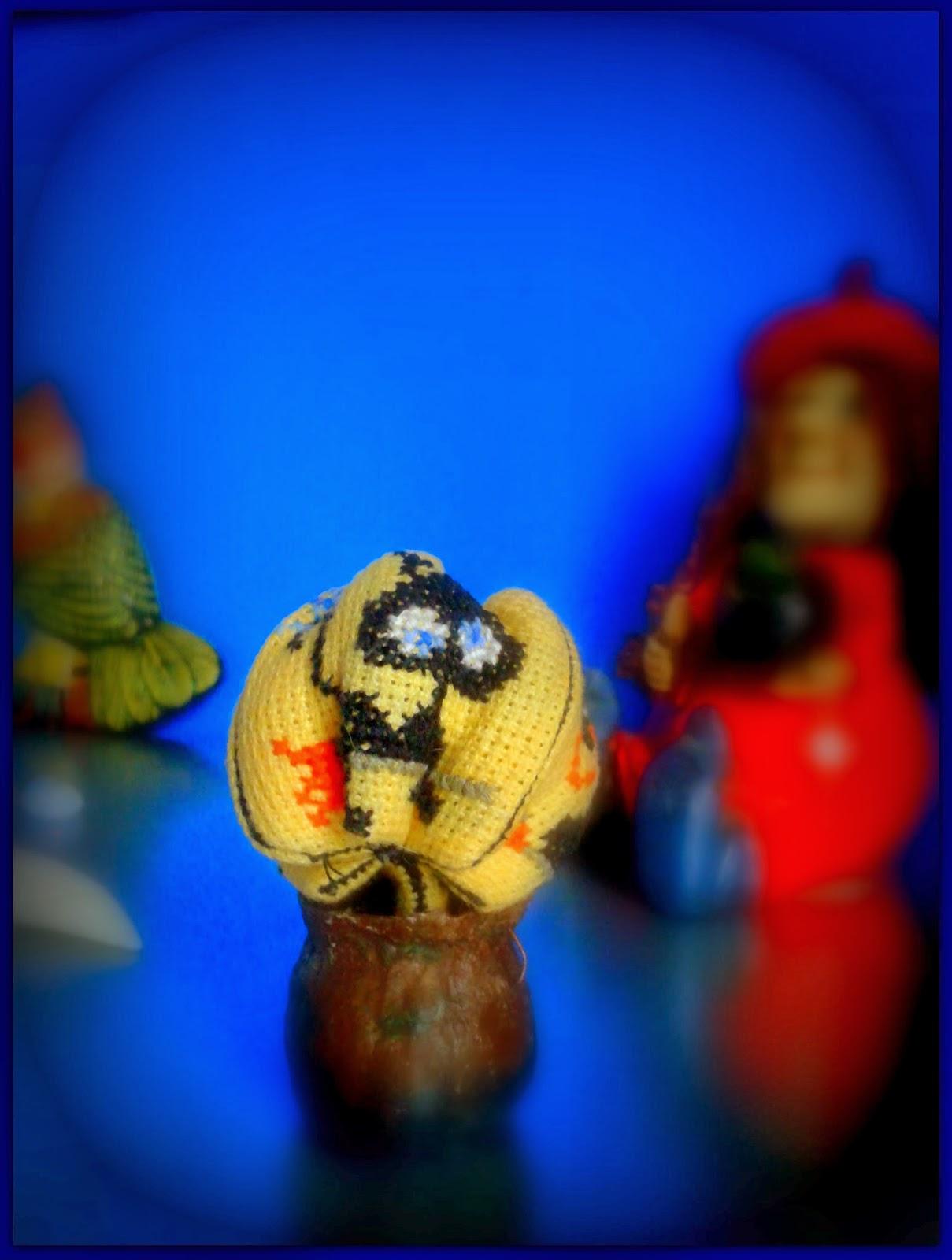 Ведьмочка, ведьма, кривулька, мини, миниатюра, кривулька бутон, хелоуин