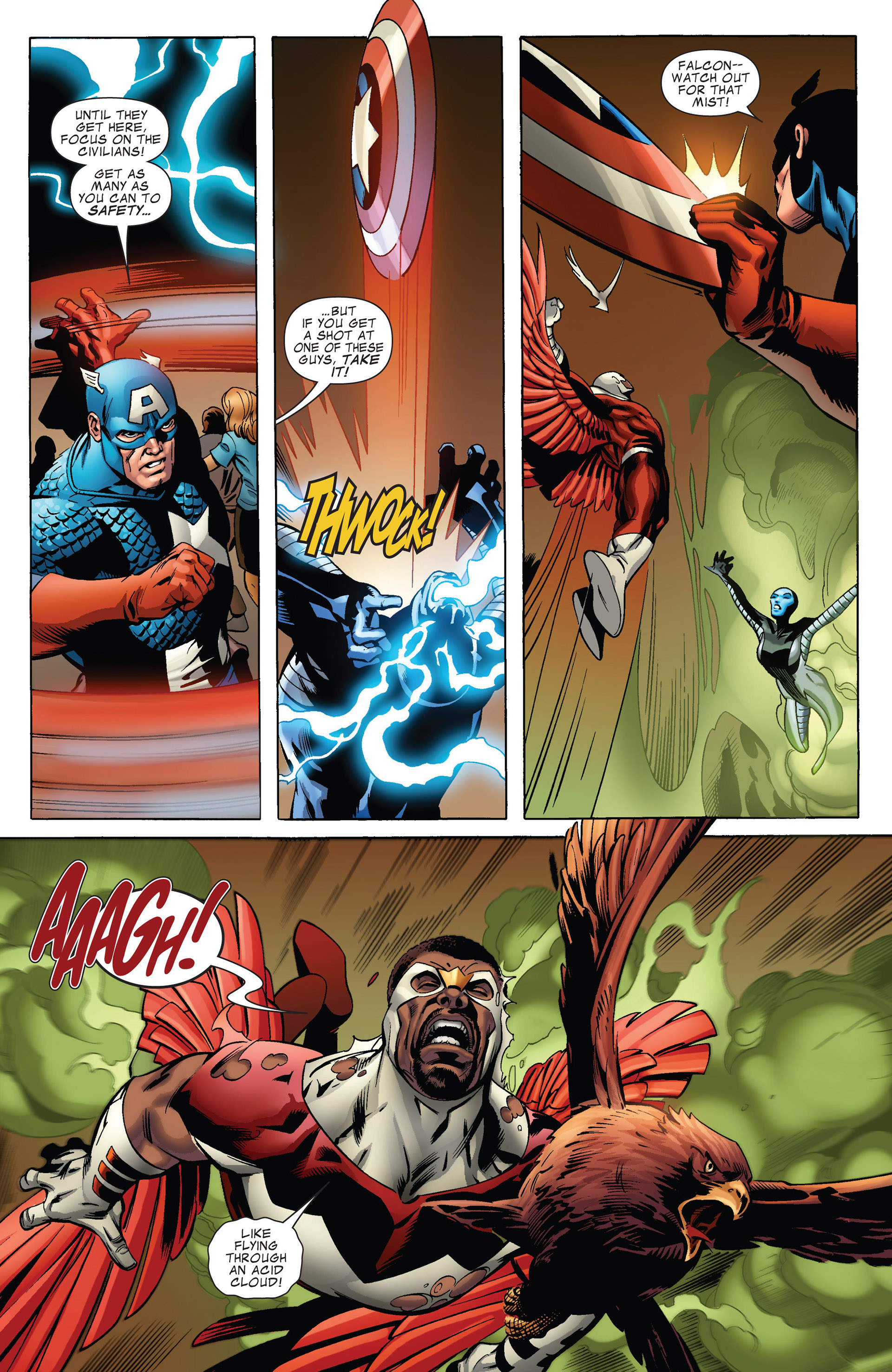 Captain America (2011) Issue #15 #15 - English 6
