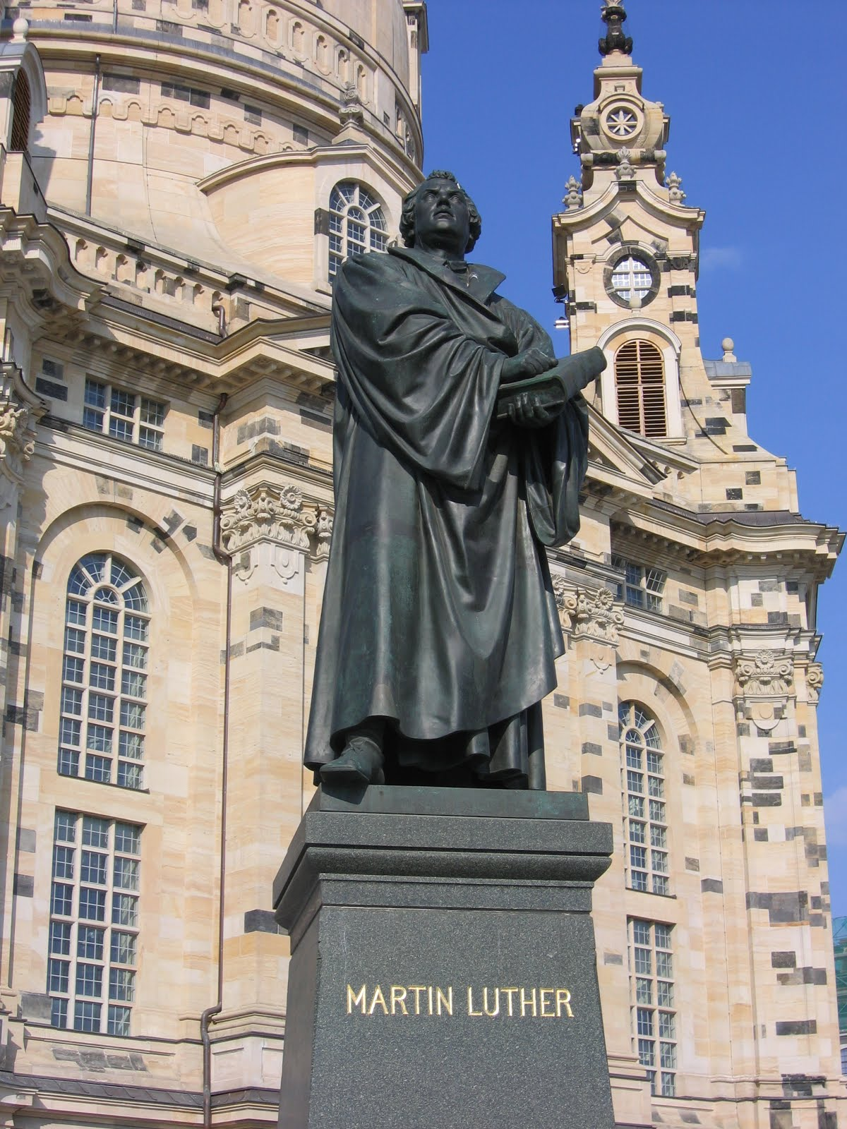 A Tour in the Footsteps of Martin Luther