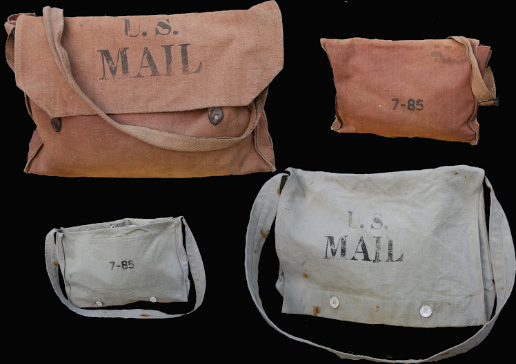 US MAIL SHOULDER BAG