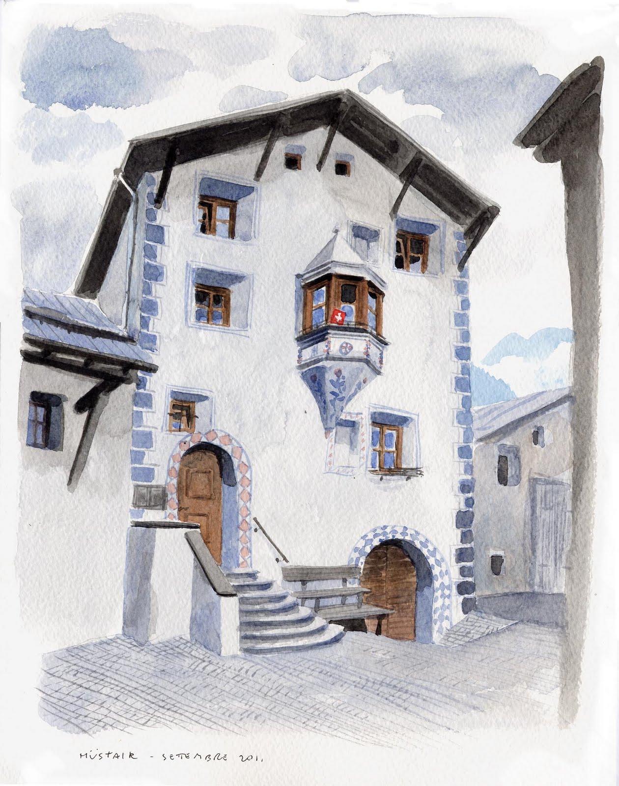 La casa senza nord casa svizzera - La casa senza nord ...