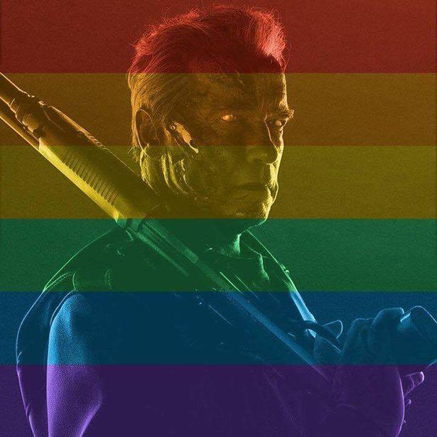 Arnold Schwarzenegger responde a comentário homofóbico da melhor forma possível