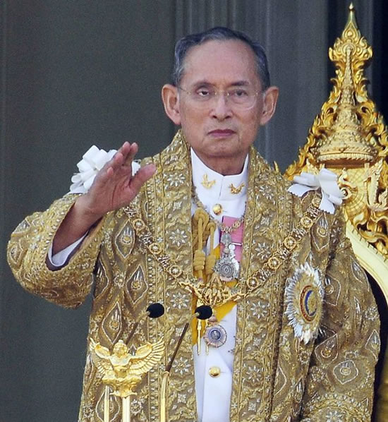 Bhumiboi Adulyadej