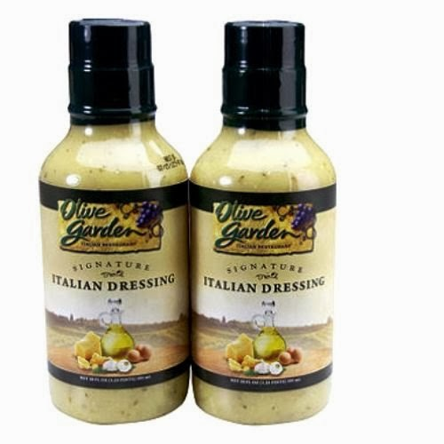 Ally 39 s sweet and savory eats budget friendly foodie Olive garden signature italian dressing