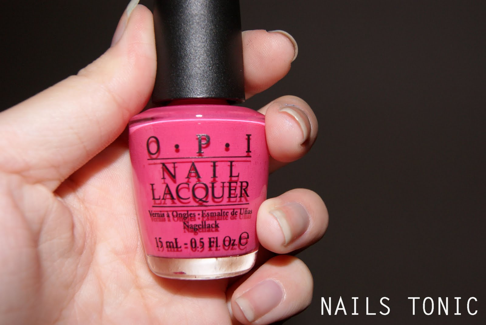 NAILS TONIC: Nail Tip of the Day #4 : Real or Fake OPI polishes?