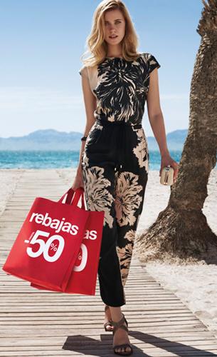 rebajas El Corte Inglés verano 2015 moda mujer