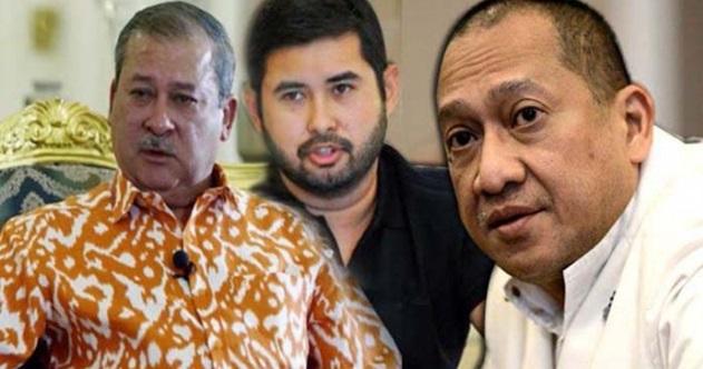 Sultan Johor Bagi Amaran Keras Kepada Nazri Aziz