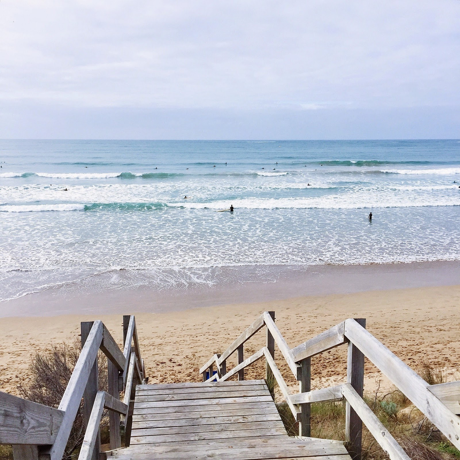 Travel Diary: Ocean Grove