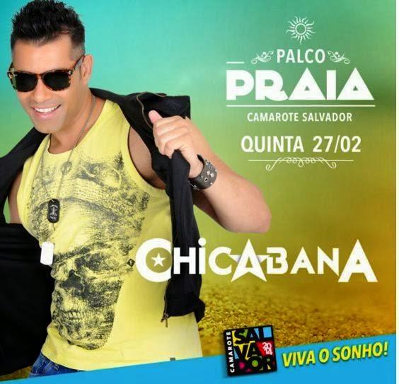 BAIXAR - CHICABANA NO TABOQUINHA FEST EM SANTA CRUZ DO CAPIBARIBE - PE - 16-02-2014