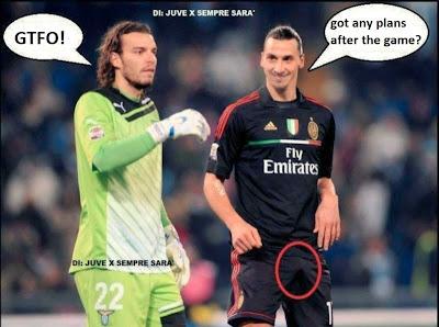 6 sinais de que Zlatan Ibrahimovic está a tentar alertar-nos