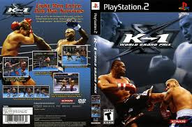 Link K1 World Grand Prix ps2 iso clubbit