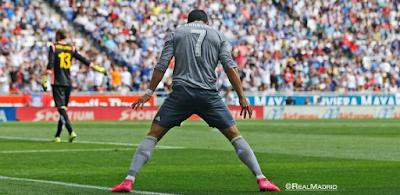 Real Madrid Bantai Espanyol 6 Gol Tanpa Balas, Cristiano Pesta 5 Gol...!!!