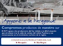Apoyemos a la Patagonia