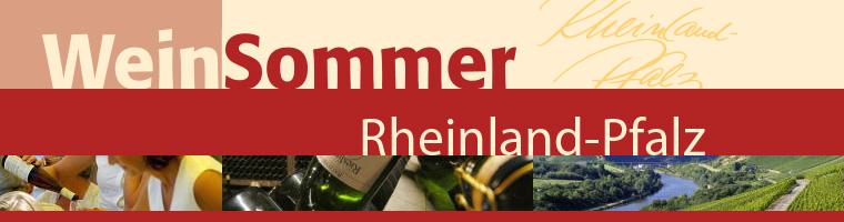 WeinSommer Rheinland-Pfalz
