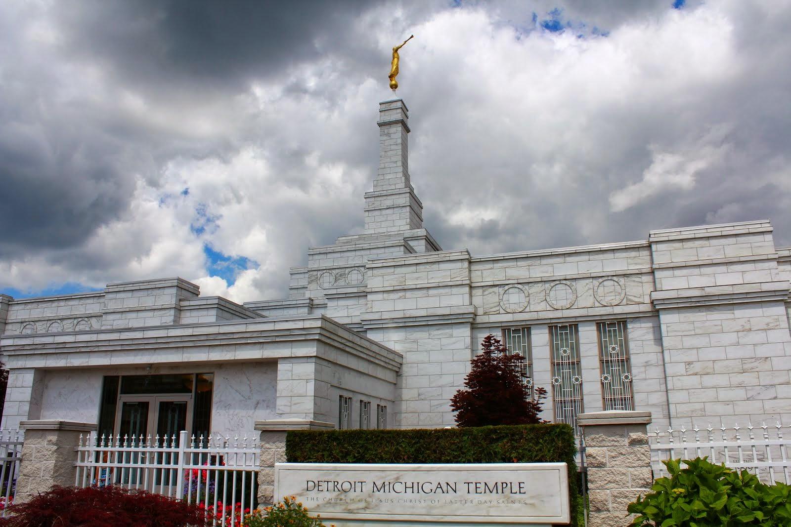 Detroit Temple