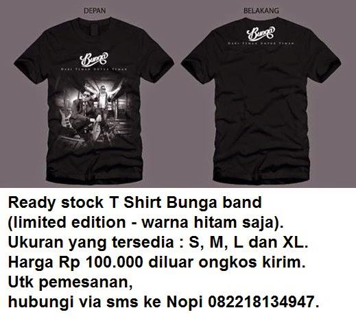 BUNGA merchandise