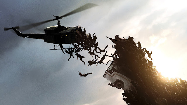Teknologi di sebalik World War Z