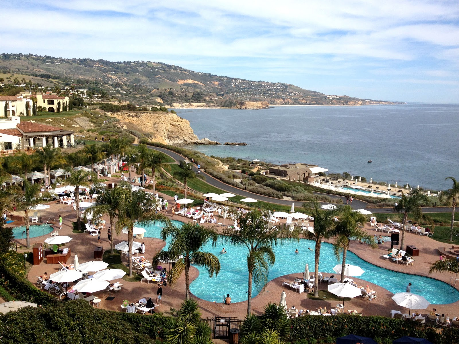 birthday away at the terranea resort live laugh love